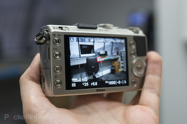 Nikon Coolpix A pictures and hands-on - photo 2