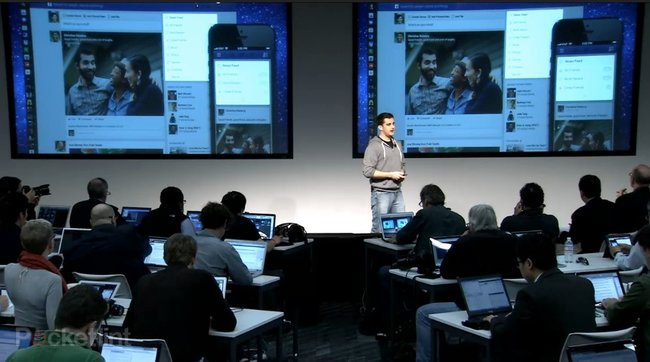 Facebook News Feed updated with a fresher new look - photo 2