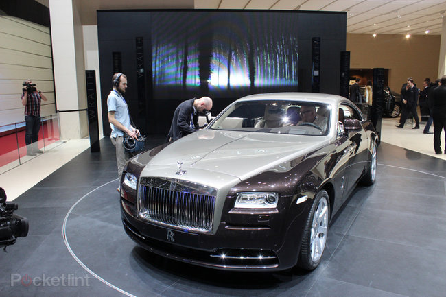 Rolls-Royce Wraith pictures and hands-on - photo 1