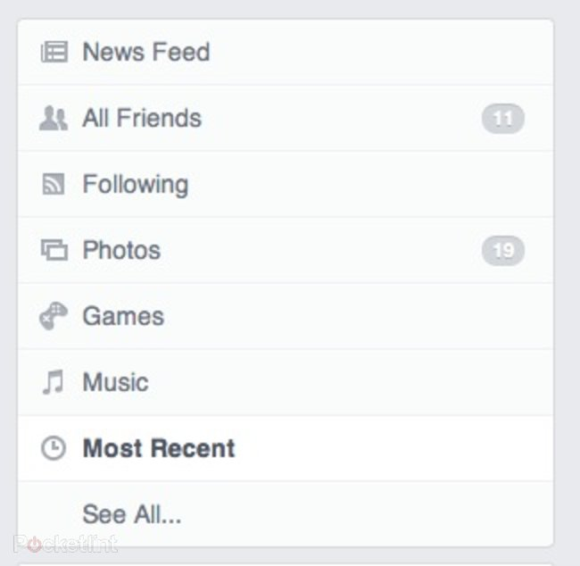 Hands-on: New Facebook News Feed explored - photo 3