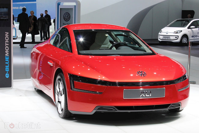 Volkswagen XL1 pictures and hands-on - photo 2