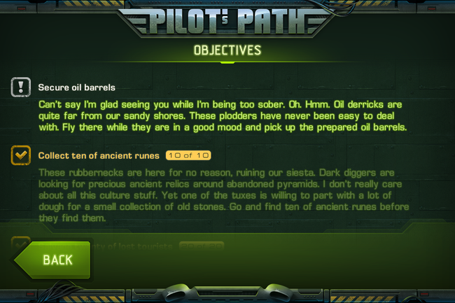 App of the day: Pilot's Path review (iPhone, iPad) - photo 11