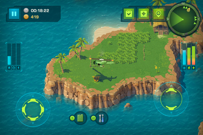App of the day: Pilot's Path review (iPhone, iPad) - photo 7
