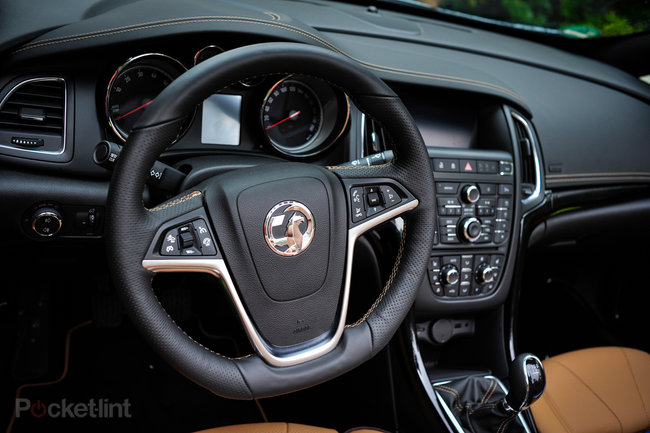 Hands-on: Vauxhall Cascada review - photo 11