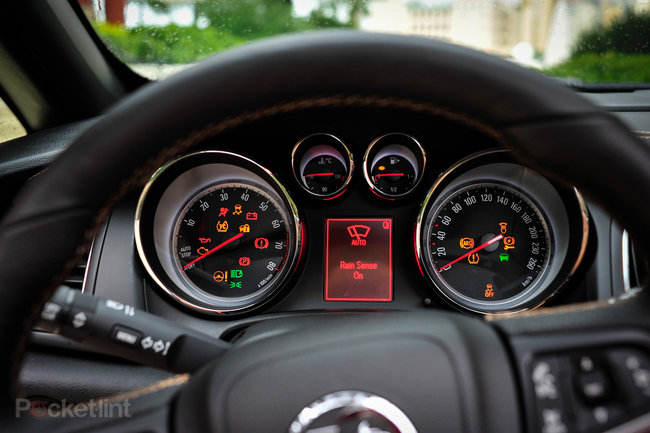 Hands-on: Vauxhall Cascada review - photo 15