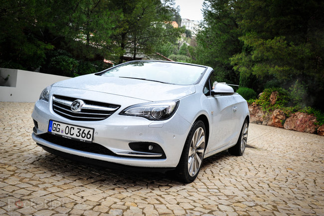 Hands-on: Vauxhall Cascada review - photo 21