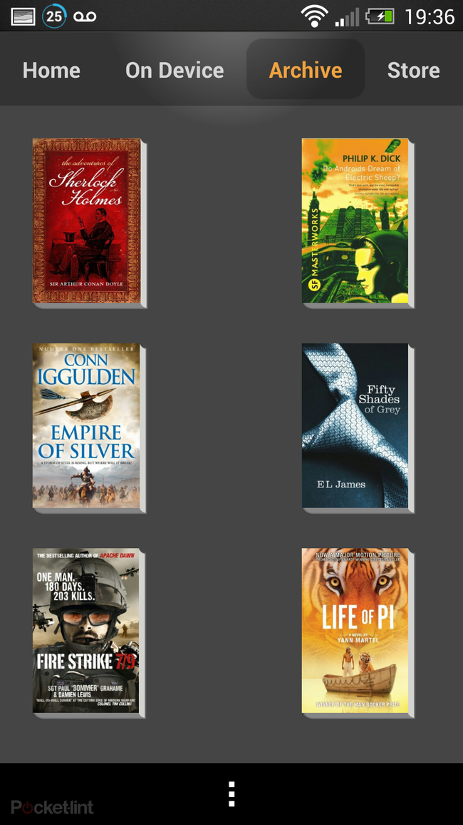 APP OF THE DAY: Kindle for Android review (Android) - photo 2