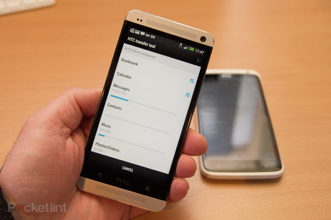 How to setup your HTC One: HTC Transfer Tool, Sync Manager or Get Started online - photo 2