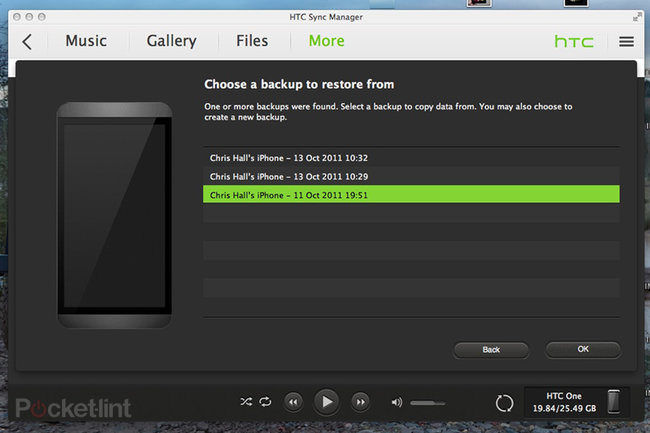 How to setup your HTC One: HTC Transfer Tool, Sync Manager or Get Started online - photo 4