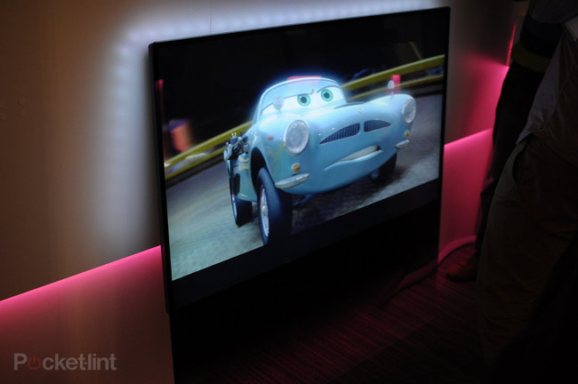 Philips DesignLine TVs pictures and hands-on - photo 8