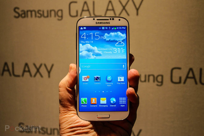 Hands-on: Samsung Galaxy S4 review - photo 1