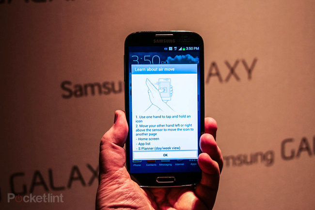 Hands-on: Samsung Galaxy S4 review - photo 3