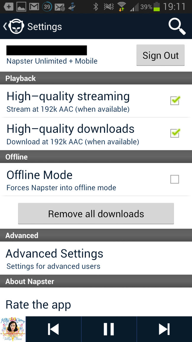 APP OF THE DAY: Napster review (Android)  - photo 11