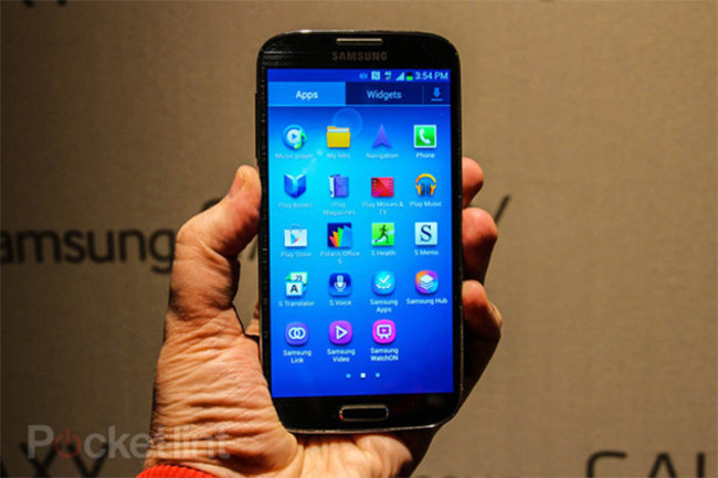 Samsung Galaxy S4: New features explored - photo 1