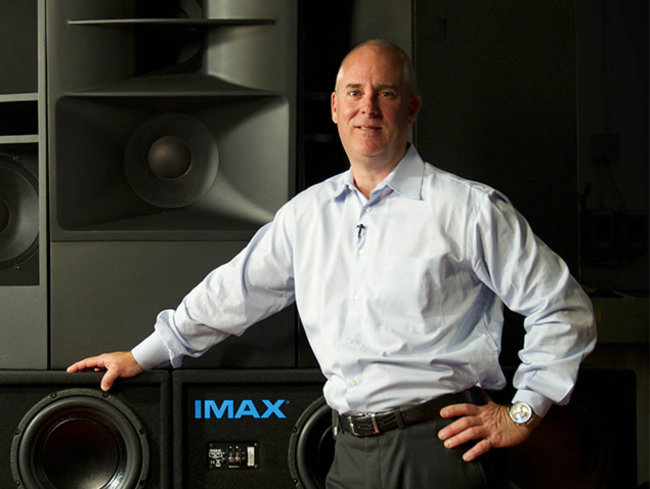 IMAX talks the future of cinema, laser projection, doubling up 4K, camera tech and more - photo 1