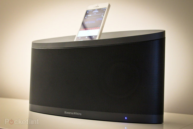 Bowers & Wilkins Z2 iPhone 5 and AirPlay dock pictures and hands-on - photo 1