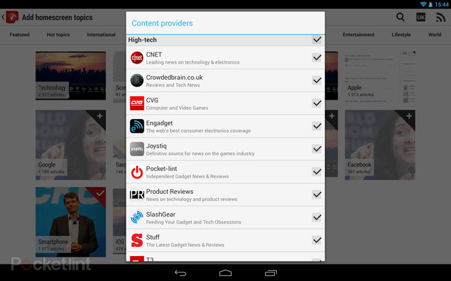 APP OF THE DAY: News Republic review (Android) - photo 4