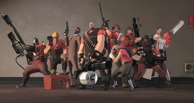 Valve's Team Fortress 2 named as Oculus Rift's first game - photo 2