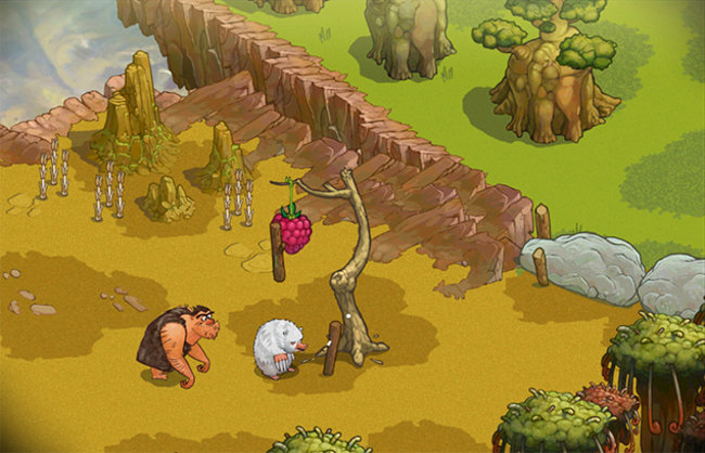 App of the day: The Croods review (iPhone and Android) - photo 1