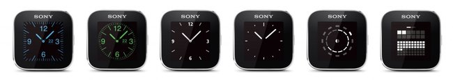 Sony SmartWatch updated with new watch faces and notifications, as competition heats up - photo 3