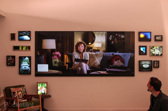 Microsoft's stunning 120-inch 4k widescreen TV: Samsung watch out - photo 2