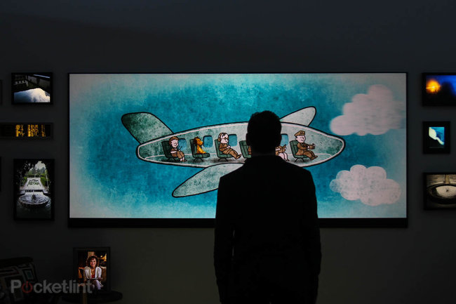 Microsoft's stunning 120-inch 4k widescreen TV: Samsung watch out - photo 3