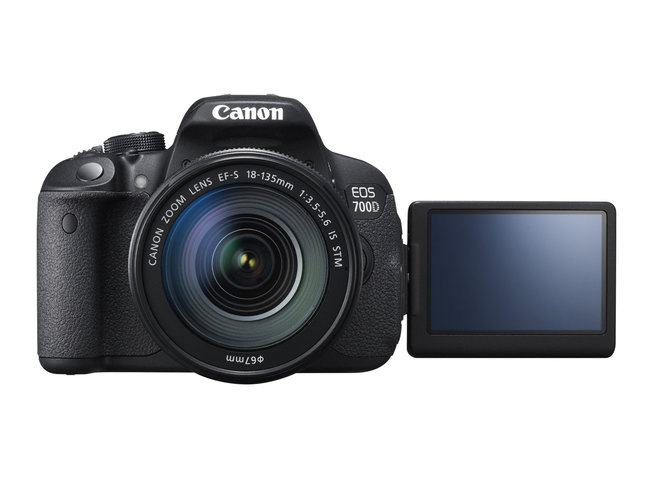 Canon EOS 700D boosts the entry-level, replaces 650D - photo 3