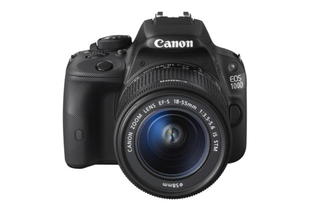 Canon EOS 100D launches as smallest and lightest DLSR yet - photo 1