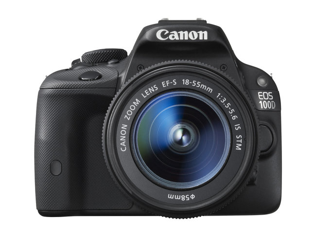 Canon EOS 100D launches as smallest and lightest DLSR yet - photo 2