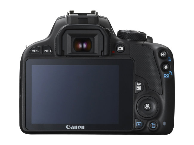 Canon EOS 100D launches as smallest and lightest DLSR yet - photo 3