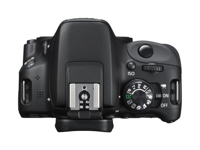 Canon EOS 100D launches as smallest and lightest DLSR yet - photo 8