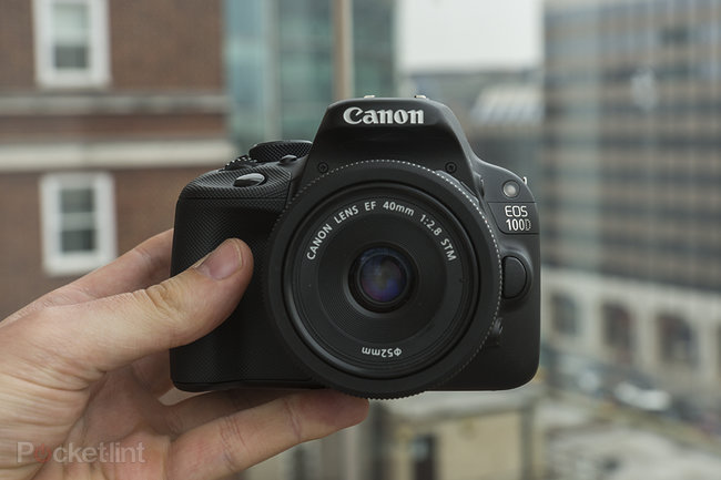 Canon EOS 100D pictures and hands-on - photo 1