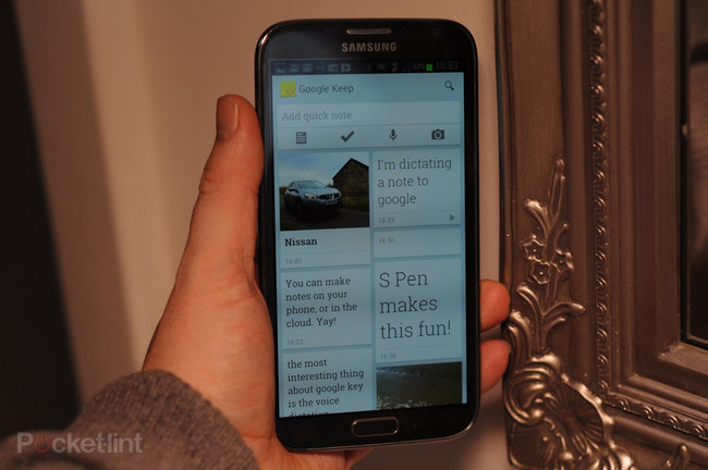 App of the day: Google Keep review (Android) - photo 1