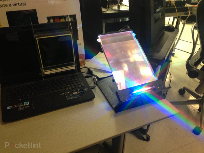 Inside Microsoft's Edison lab: Creating a see-through computer - photo 7