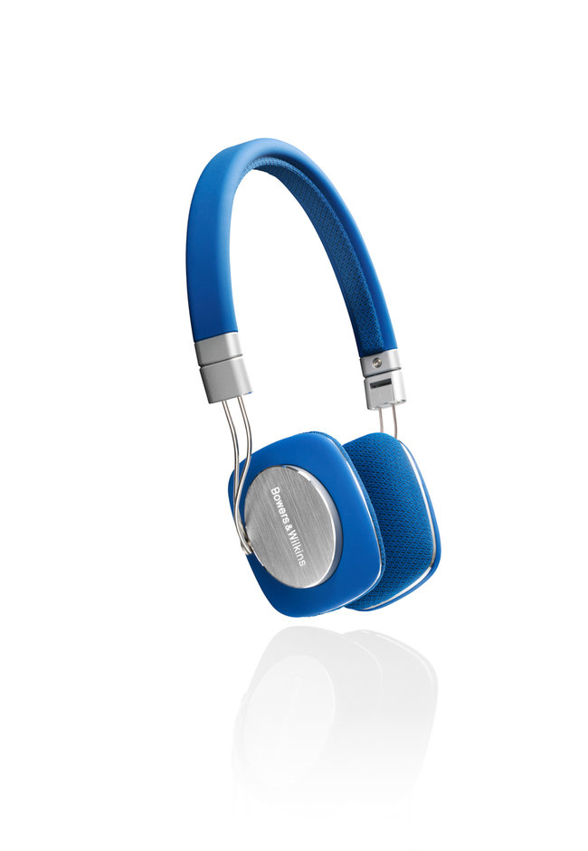 Bowers & Wilkins P3 headphones now available in blue - photo 2