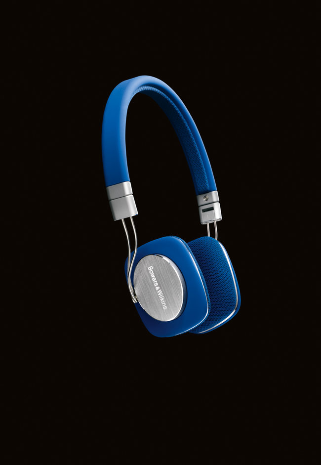 Bowers & Wilkins P3 headphones now available in blue - photo 3