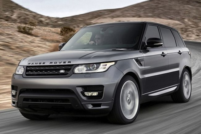2014 Range Rover Sport unveiled with lighter look, new tech inside - photo 1