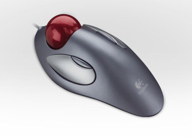 The Logitech mouse that could bring about the end of the world - photo 2