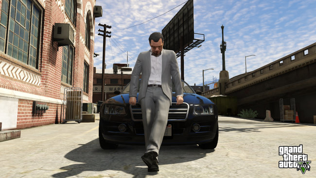 New GTA V screens released, scuba diving, sky diving and other stuff that isn't diving - photo 2