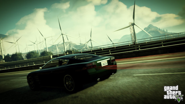New GTA V screens released, scuba diving, sky diving and other stuff that isn't diving - photo 3
