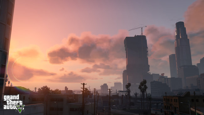 New GTA V screens released, scuba diving, sky diving and other stuff that isn't diving - photo 9