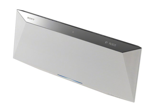 Sony BT80BW speaker plays nice with Android or iPhone, NFC and AirPlay offered - photo 4