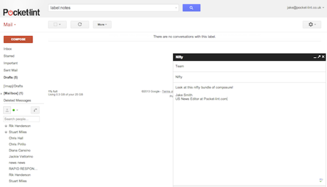 Google makes new Gmail compose window default for all users - photo 2