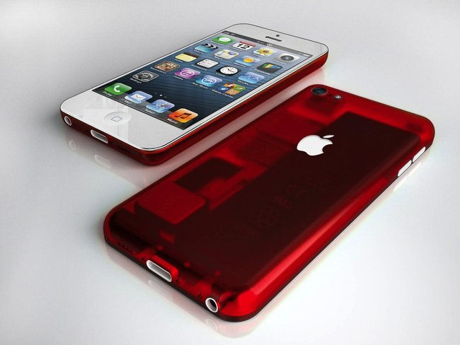 Budget iPhone concept says remember the good old days of the first iMac - photo 7