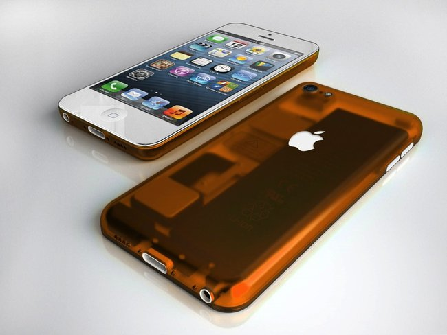 Budget iPhone concept says remember the good old days of the first iMac - photo 8