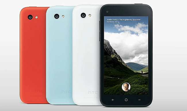 Facebook phone unveiled as HTC First with Facebook Home, available 12 April on AT&T US, EE coming soon - photo 2