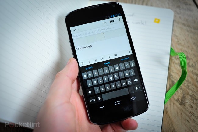 Evernote Smart Notebook pictures and hands-on - photo 7