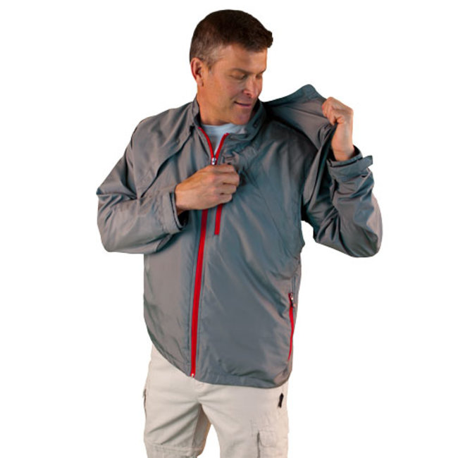 Scottevest and ThinkGeek release tech-focused Tropiformer Jacket capable of holding iPad - photo 3