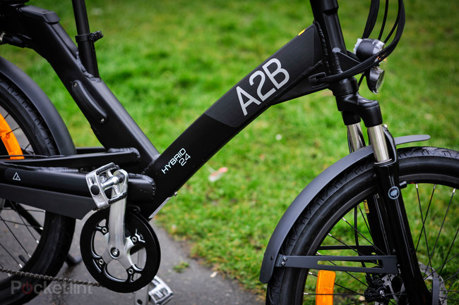A2B bikes Hybrid/24 pictures and hands-on - photo 2