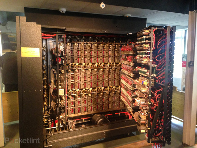 Whatever happened to Block D at Bletchley Park? We go inside the codebreaking building - photo 24